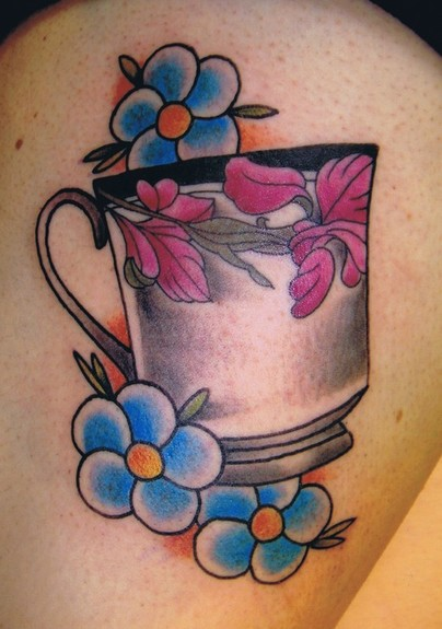 Wade Larkin - Teacup Tattoo