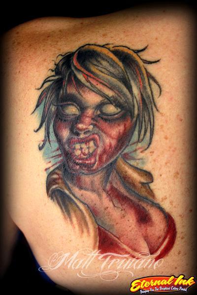 Tattoos - Zombie - 72510