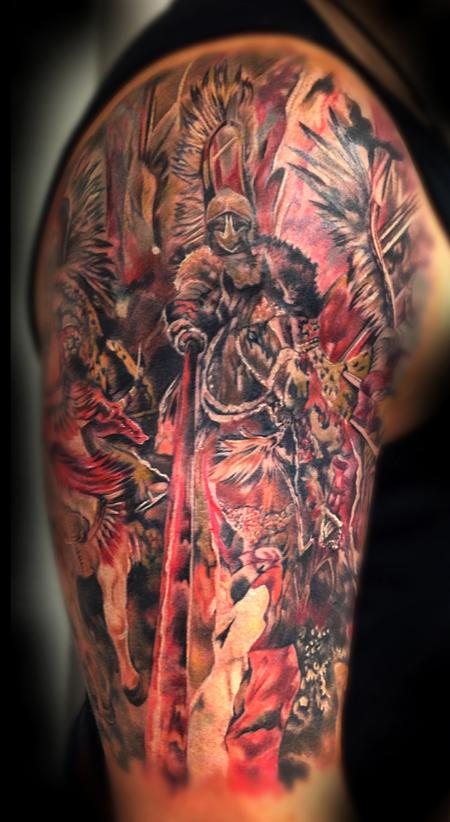 Tattoos - Jan Matejko's Painting - 95553