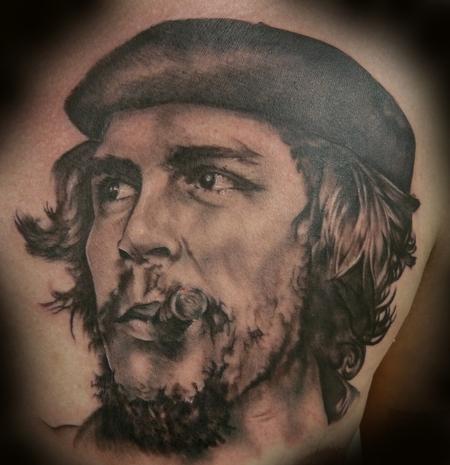 Tattoos - Portrait of Che Guevara - 94497