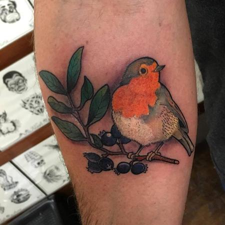 Tattoos - Robin Tattoo - 129032