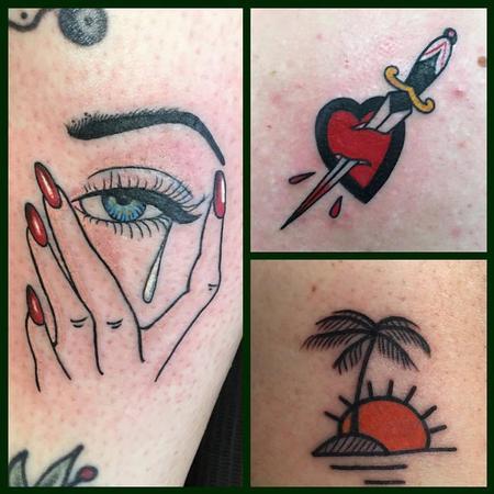 Tattoos - Small Tattoos - 129049