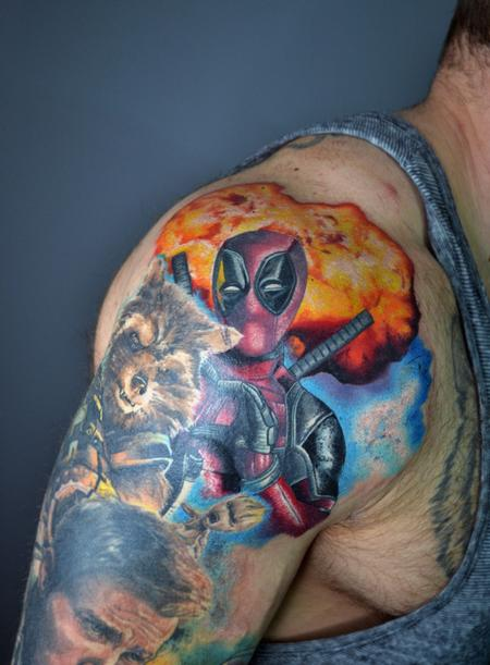 Alan Aldred - Deadpool!