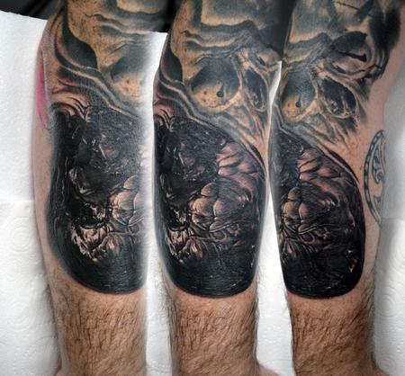 Tattoos - The Tell-Tale Heart - 128845