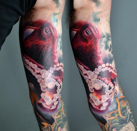 Tattoos - The Kraken! - 142691