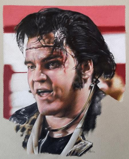 Alan Aldred - Eddy - Rocky Horror
