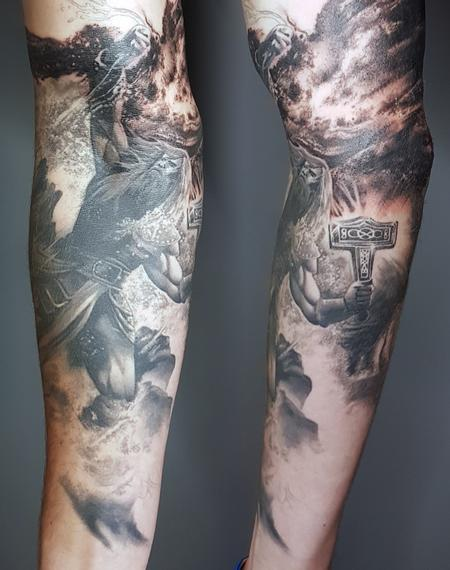 Tattoos - Twilight of The Thunder God - 134815
