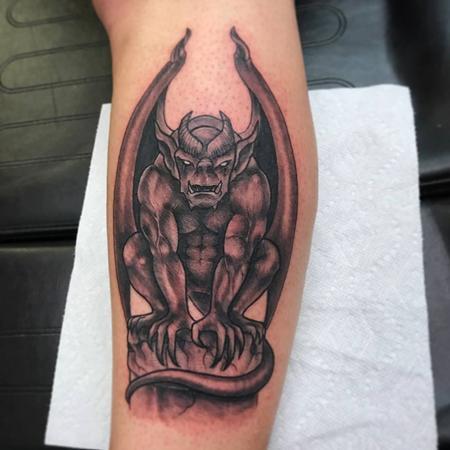 Tattoos - Gargoyle - 128585