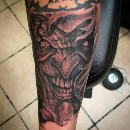 Tattoos - Joker - 128589