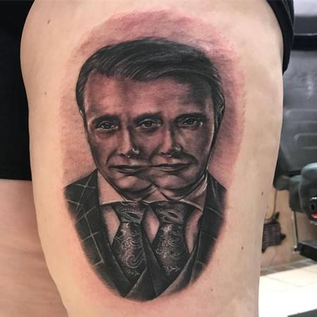 Tattoos - Mads Mikkelsen - 128576