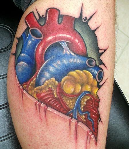 Jamie Allen - Half heart