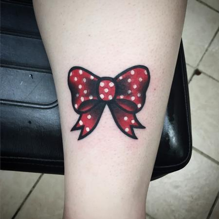 Tattoos - Bow - 128851
