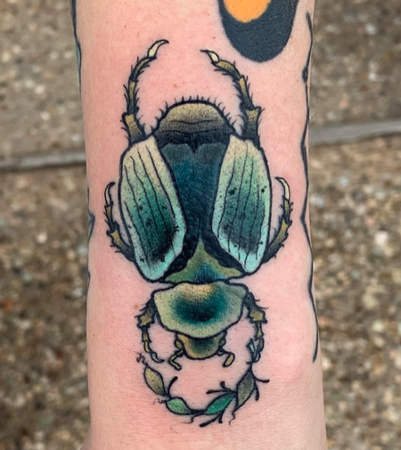 Tattoos - Beetle  - 142099