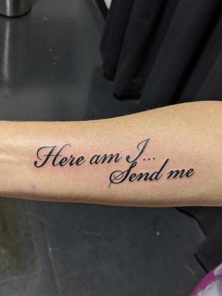 Tattoos - Script - 142070