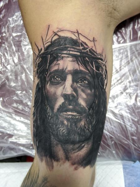 Tattoos - Jesus - 142049