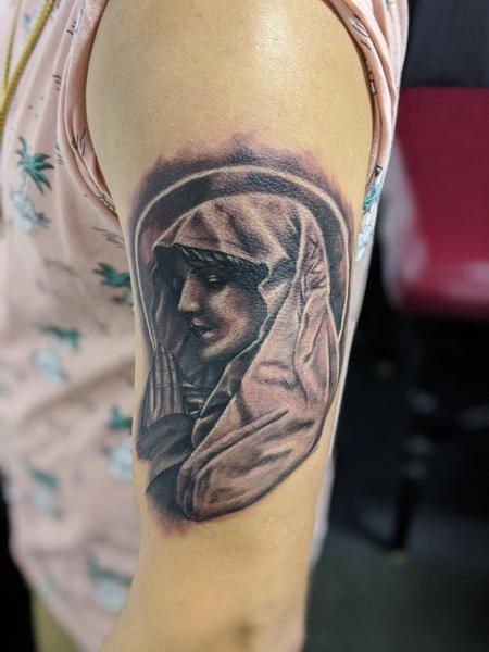 Tattoos - Virgin Mary - 142072
