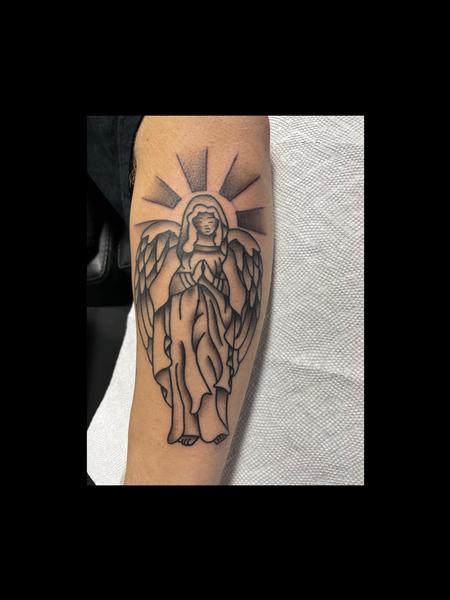 Tattoos - Angel - 143077