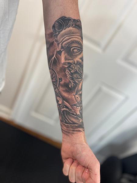 Tattoos - Poseidon  - 143182