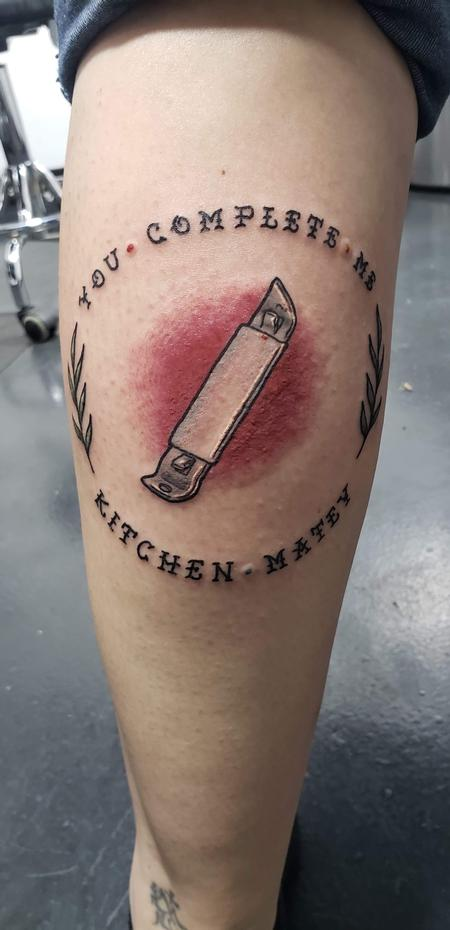 Tattoos - Bottle opener friends tattoo - 141333