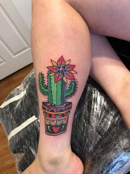 Tattoos - Cactus - 142211