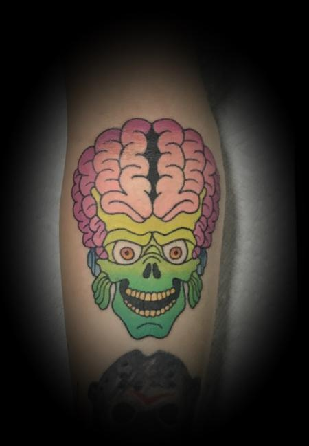 Tattoos - Mars Attacks! - 141674