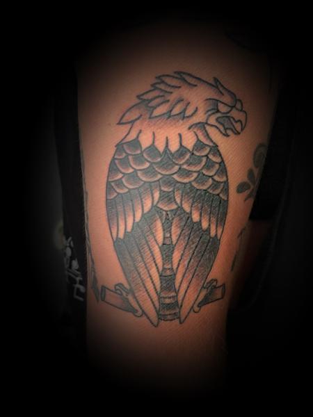 Nick Sadler - Eagle