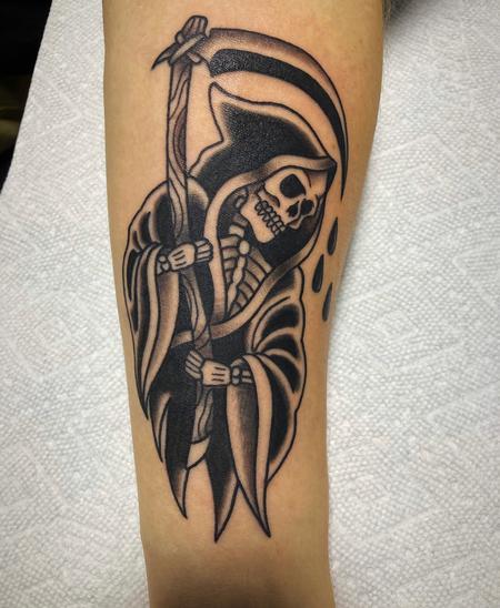Tattoos - Reaper - 143076