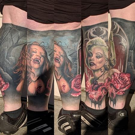 Tattoos - Vampire - 139419