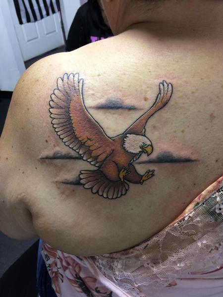 Jon Morrison - Eagle