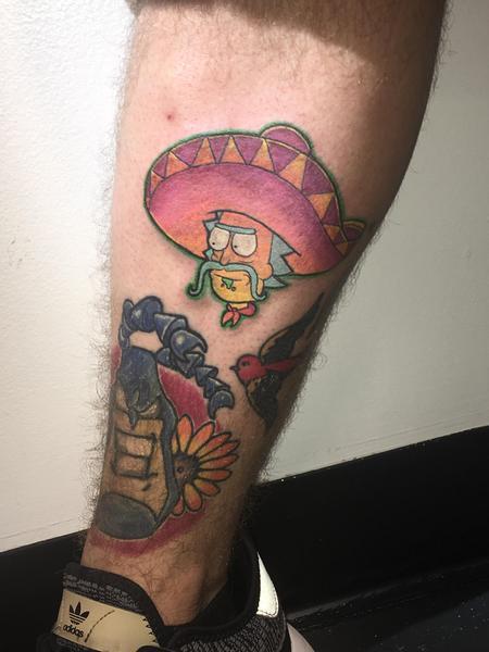 Tattoos - Rick  - 134484