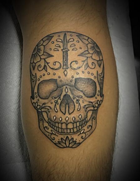 Nick Sadler - Sugar Skull