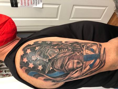 Tattoos - Knight - 142627