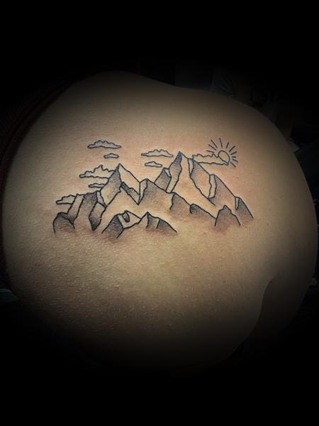 Tattoos - Mountains - 140493