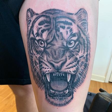 bubba underwood - Tiger
