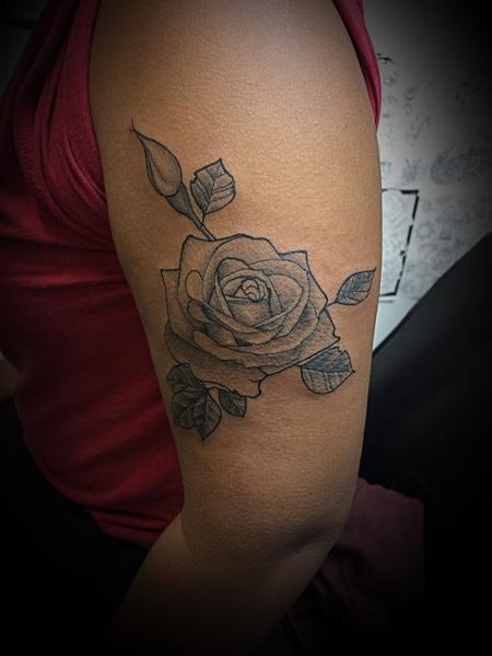 Tattoos - Roses - 141541