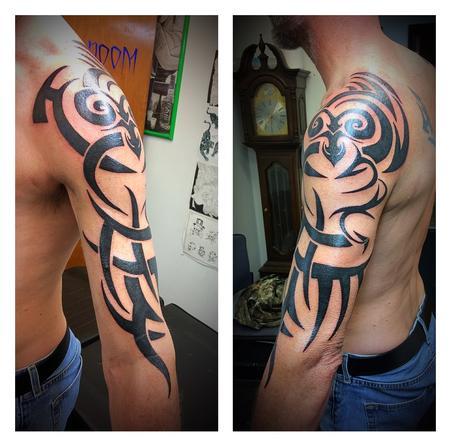 Jon Morrison - Tribal