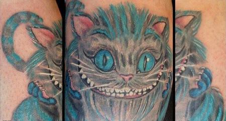 Tattoos - Cheshire Cat - 140988