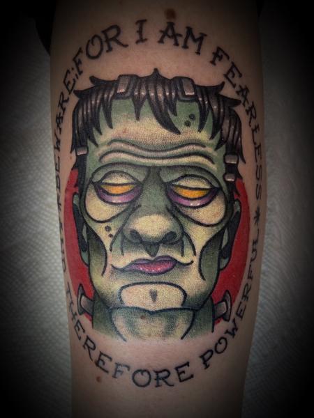 Tattoos - Frank - 142652