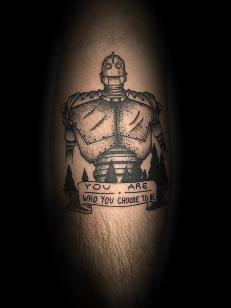 Tattoos - Iron Giant  - 135016