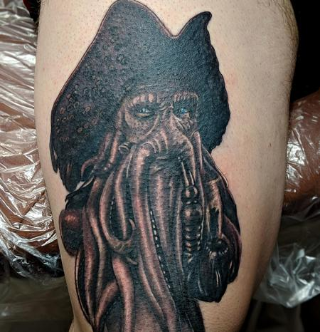 Tattoos - Davy Jones - 139422