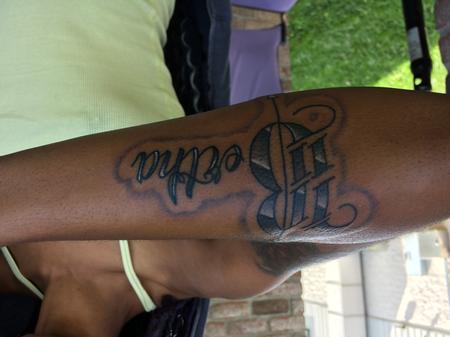 Tattoos - BERTHA! - 139413