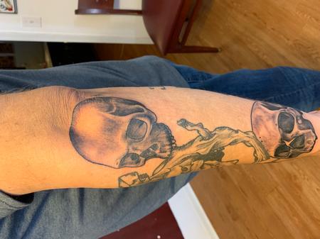 bubba underwood - Skulls