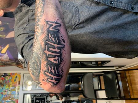 Tattoos - Heathen - 141240