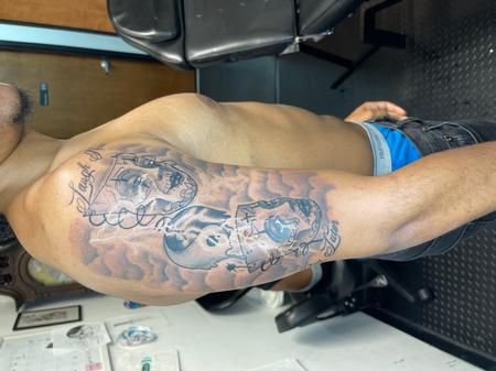 Tattoos - Lightning and stuff - 143278