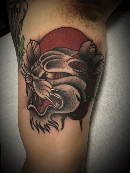 Tattoos - Panther - 134485