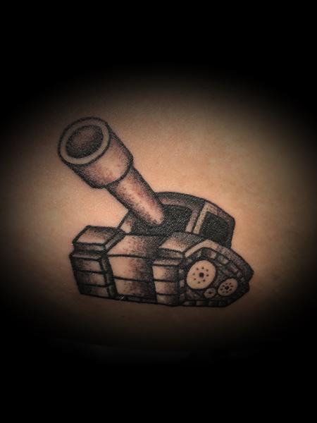 Tattoos - Tank - 135020
