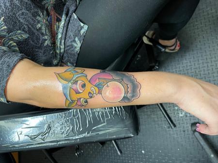 Tattoos - Lil cat  - 143293