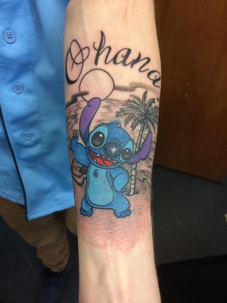 Tattoos - Stitch  - 138114