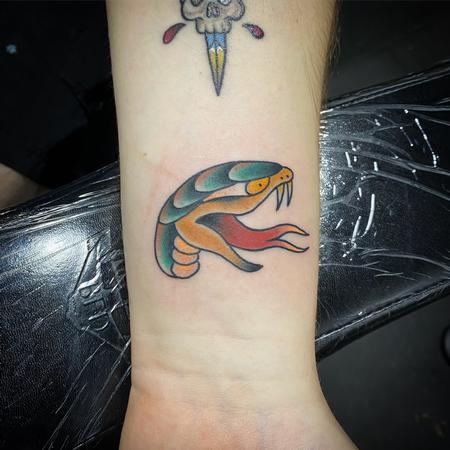 Tattoos - Snake  - 142604