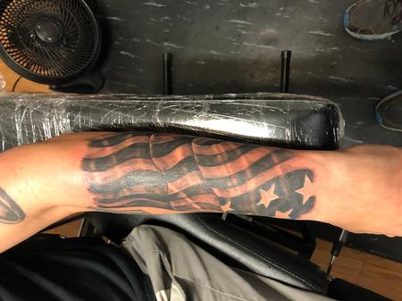 Tattoos - Flag - 142626